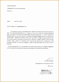Free Reference Letter Sample Mesmerizing 48 Business Reference Letter Template BestTemplates BestTemplates