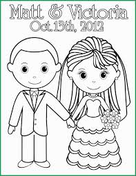 Free Personalized Wedding Coloring Pages Cute Personalized Printable