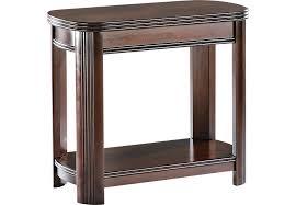 chair side table. sedalia merlot chairside table chair side