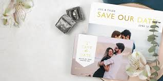 Save The Dates Wedding Personalized Save The Dates Wedding Invites Magnetstreet Weddings