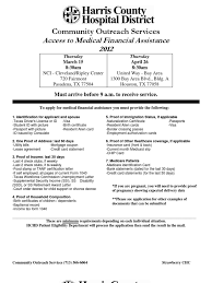 Hchd Gold Card March April Dates Supplemental Security Income