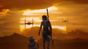 47+] Rey Star Wars HD Wallpaper on ...