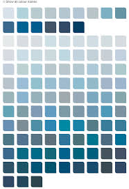 Dulux Muted Blues Color Chart In 2019 Dulux Colour Chart