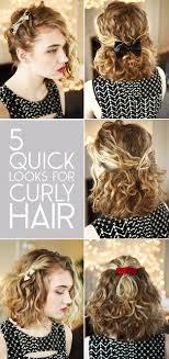 8 Kreasi Tatanan Rambut Keriting Ini Bikin Kamu Ogah Buat Rebonding
