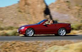 2003 Mercedes-Benz SLK-Class - Information and photos - ZombieDrive