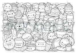 Food Coloring Page Thanksgiving Food Coloring Pages Healthy Food