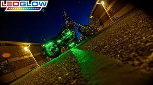 Firepower Wheel Lighting Ledglows 6pc Advanced Million Color Motorcycle Lighting Kit Install