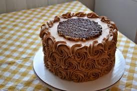 Decorated German Chocolate Cake Delicious German Chocolate Cake The Sugary Shrink