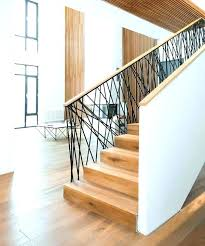 wood stair railing ideas metal for steps modern interior outdoor wooden staircase design woo wood stair railing ideas