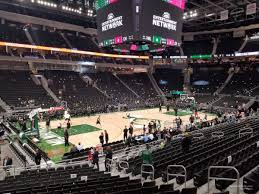 Wisconsin Entertainment And Sports Center Seating Chart Punctual Milwaukee Bucks Stadium Seating Chart Milwaukee