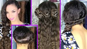 Easy Hairstyles On The Go Cute Hairstyles For School Easy Harvardsolcom