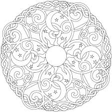 Printable Designs To Color Printable Design Coloring Pages For
