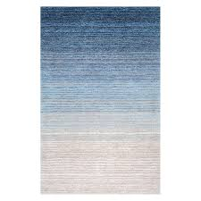 a ordable nuloom ombre rug nuloom bernetta blue 5 ft x 8 area awve18b 508 the