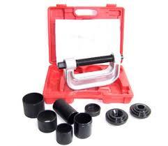 ball joint press kit. 4 in 1 ball joint service kit c frame press truck brake pin remover installer ball joint press kit -