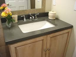 best bathroom countertops. Bathroom Countertops With Black Marble Ideas And Flower Display Installed Best C