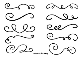 Design Decorative Awesome Decorative Vector Swirls WeLoveSoLo