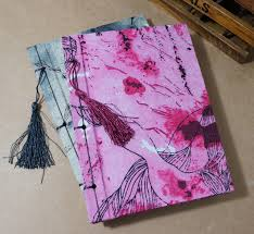 whole retro vine handmade cotton fabric book cover tel decoration manual ed books promotional gifts pl