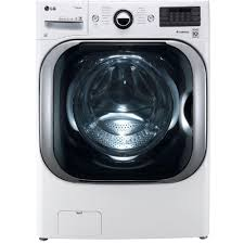 LG Electronics 9.0 cu. ft. Gas Dryer with True Steam in White ...