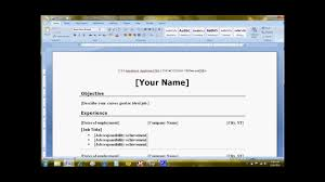 cna resume templates resume templates cna resume templates for word 2007