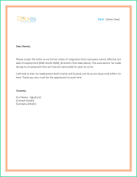 Resign Letter Format In Word Best Resignation Letter Template Word Of Pics Photos Word