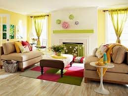 Yellow Decor For Living Room Gorgeous Paint Ideas For Living Room Walls Best Home Decorating