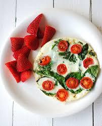 eggwhite omelet 1