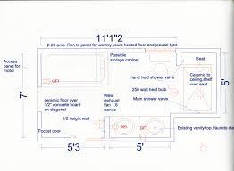 Bathroom Floor Plan 17 Best Images About Plans On Pinterest Toilets Bathroom Layout