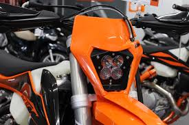 Enduro Lights Visor Headlights
