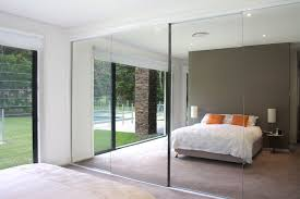 image mirrored sliding. Large Mirrored Sliding Closet Doors Image R