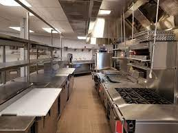 Commercial kitchen design ...