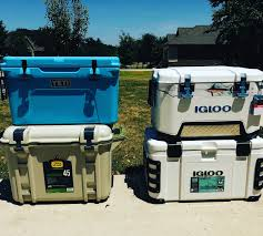Cooler Ice Retention Test Yeti Otter Box And Igloo