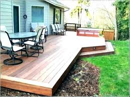 building floating deck a cost build patios calculator flo build floating deck cost