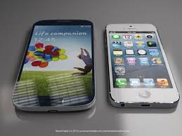 galaxy s4 screen size iphone 5 vs galaxy s4 size compared in beautiful renders images