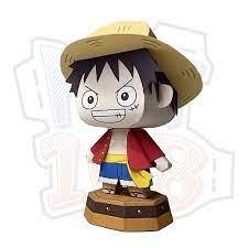 Mô hình giấy Anime Chibi Monkey D Luffy ver 3 - One Piece + kit mô hình hộp  trang trí chính hãng 9,000đ