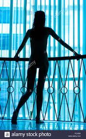 Nude woman utsa apartment