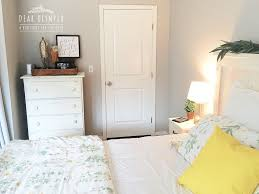 yellow bedroom furniture. I Repainted The Dresser Above In Limestone And Absolutely LOVE That Color, Especially Against Gray Walls. Usually Avoid Anything With A Yellow Tone Bedroom Furniture