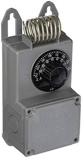 peco tf115 001 nema 4x line voltage thermostat gray hvac controls peco tf115 001 nema 4x line voltage thermostat gray