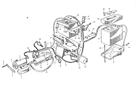 wiring diagram for massey ferguson 35 the wiring diagram ferguson tractors electrical wiring wiring diagram
