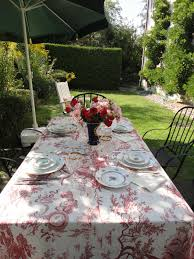 Mixing Herend for a Garden Table Setting