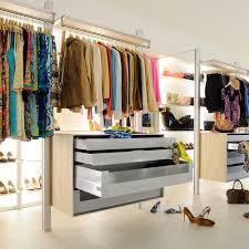 wall mounted walk in wardrobe dress