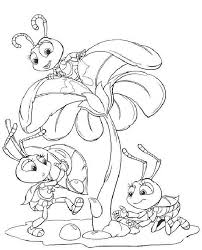 Small Picture A Bugs Life Coloring Pages GetColoringPagescom