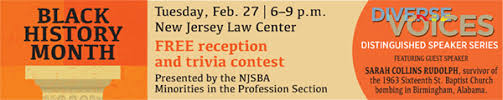 black history month essay contest and reception