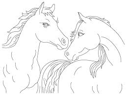 Printable Coloring Pages horse coloring pages to print for free : Free Printable Realistic Horse Coloring Pages - Coloring Pages Ideas