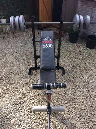 york 6600 weight bench. york 6600 weight bench + weights b