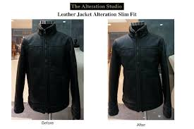 leather jacket alteration services image 3
