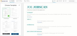 Top 10 Free Resume Builder Online Reviews Jobscan Blog