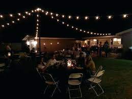 phoenix wedding special event al intended for outdoor string light pole diy ou