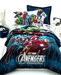 marvel twin bedding