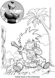 Zamex Nl Dragonball Kleurboek 03