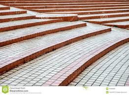 Outdoor Steps Outdoor Steps In Square Stock Photo Image 42968881